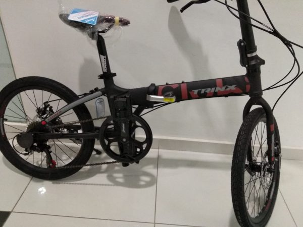 Flybird Full Bike